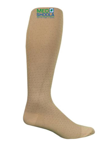 DVT Compression Stocking - Beige